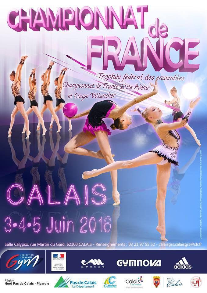 RESULATS CHAMPIONNAT DE FRANCE A CALAIS