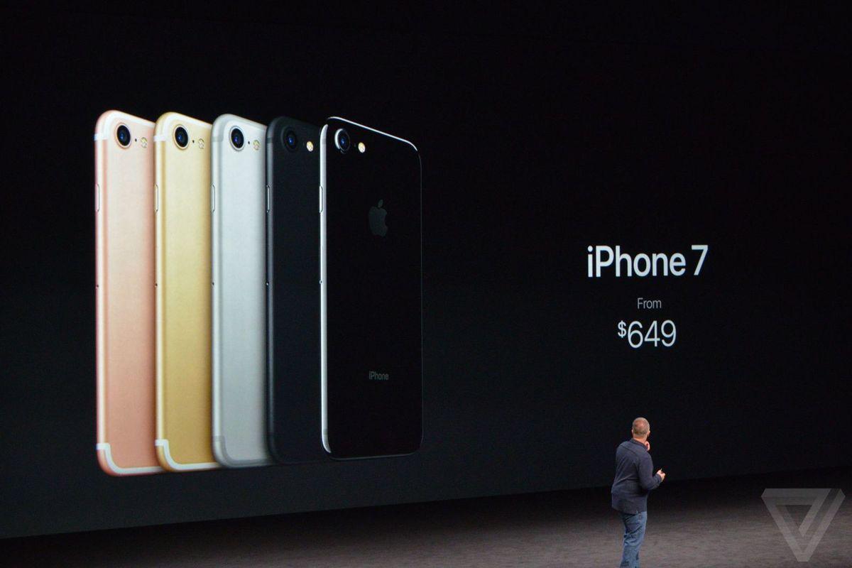 l'iPhone 7 enfin dévoilé !
