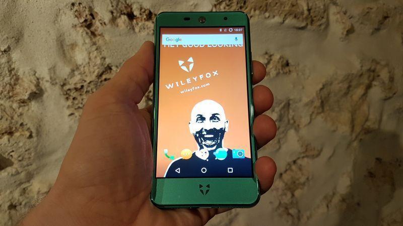 [TEST] Wileyfox Swift 2X