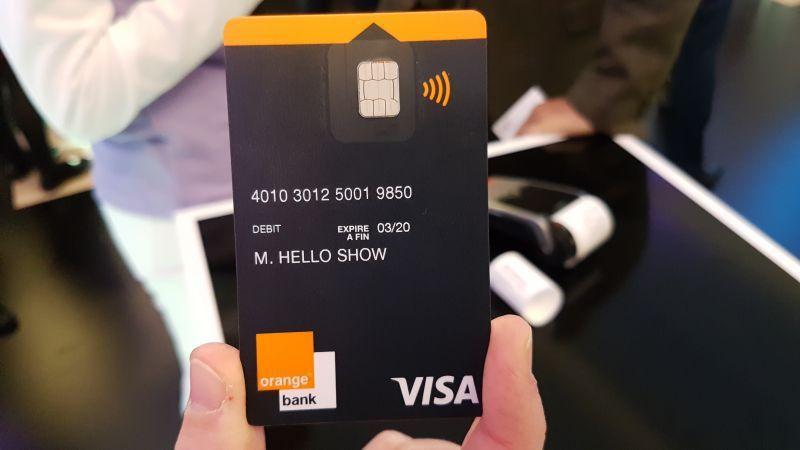 Show Hello : Orange présente Orange Bank