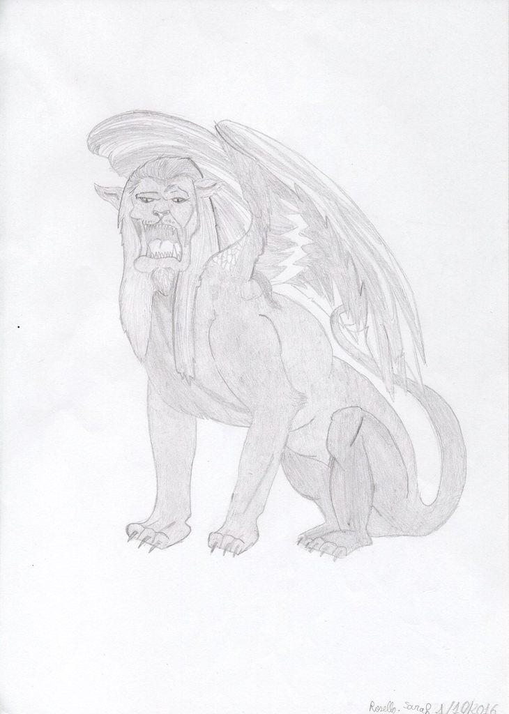 Dessine-moi un monstre mythologique : le vote (2/3)