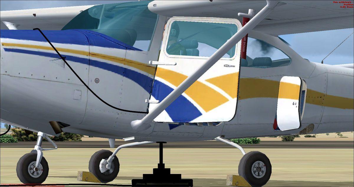 Une nouvelle fois le pilote dirigeant Yquet a connu une défaillance de son train d'atterrissage lors de la seconde étape allemande réalisée jeudi 04/06/2015... Le système réparé déjà une première fois sera changé samedi 06/06/2015 et un vol d'essai aura lieu dimanche 07/06/2015 afin de tester le nouveau système du train d'atterrissage du Cessna 182RG F-FRED.... Le vol constitura à réaliser des touch and go durant 1h00 de 11h00 à 12h00 à Hannovre, aéroport où se trouve actuellement le Cessna...