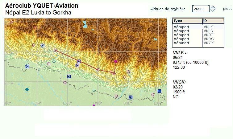 Afin de réaliser le vol népalais manqué par le dirigeant, RDV Dimanche 13/09/2015 pour un départ à 11h00...