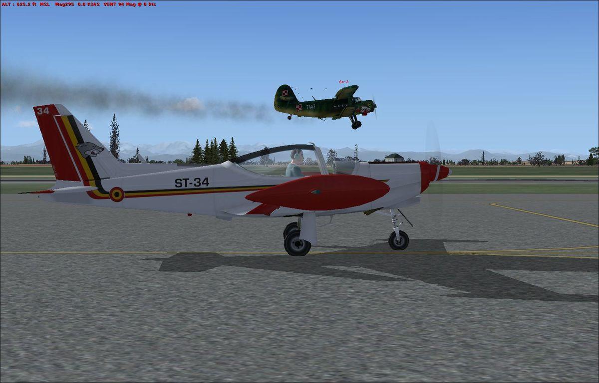 Meeting 7ème anniversaire YQUET-Aviation...