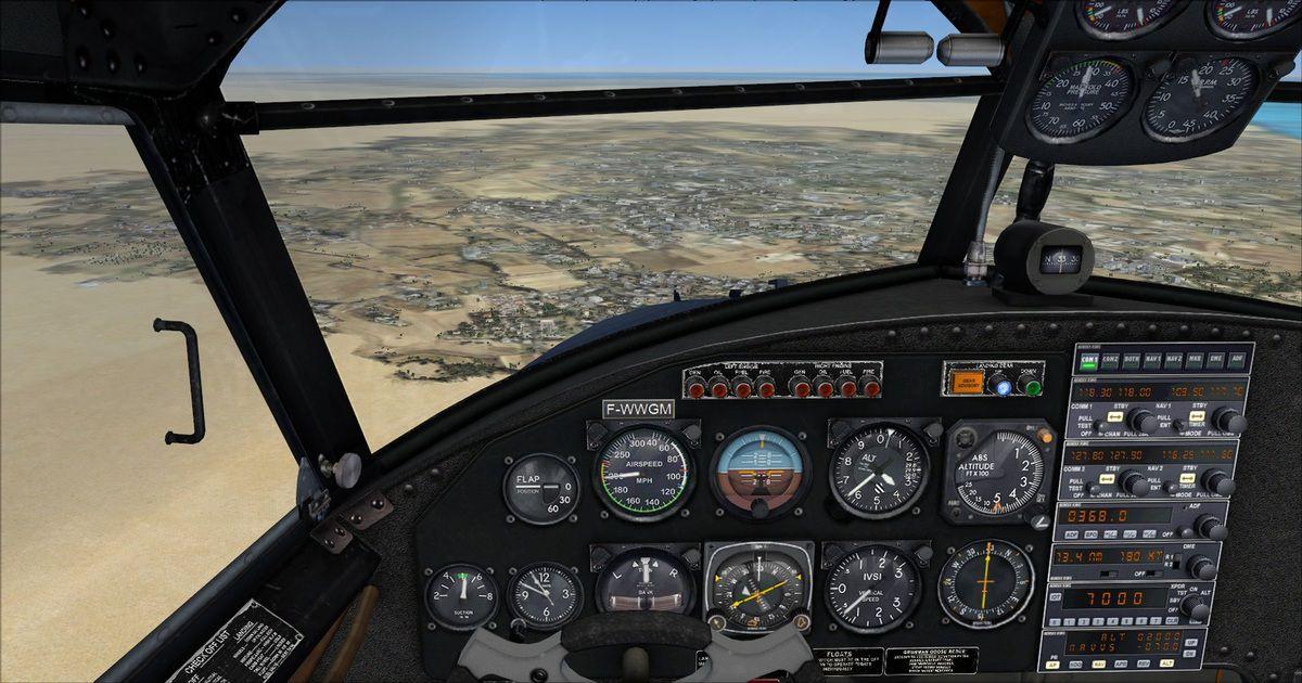 Survol de Al Ahmadi, le pilote Loïc doit s'est dérouté pour cause de logiciel sur le premier aérodrome venu, mais ses camarades ont continué...