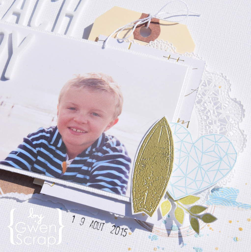 Beach Boy {DT FlamingoDesignStudio x LovelyTape}