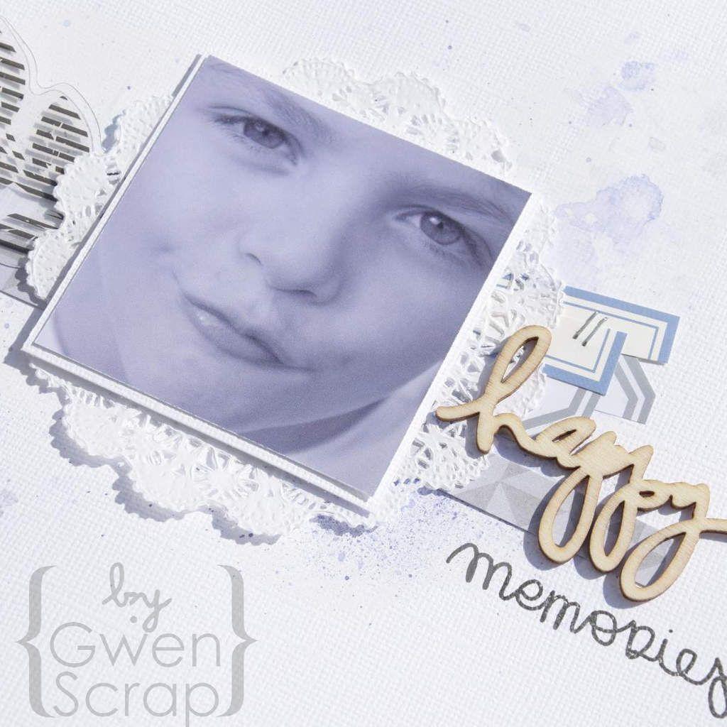 Happy Memories - Combo Septembre '15 {DT Inspiration Création}