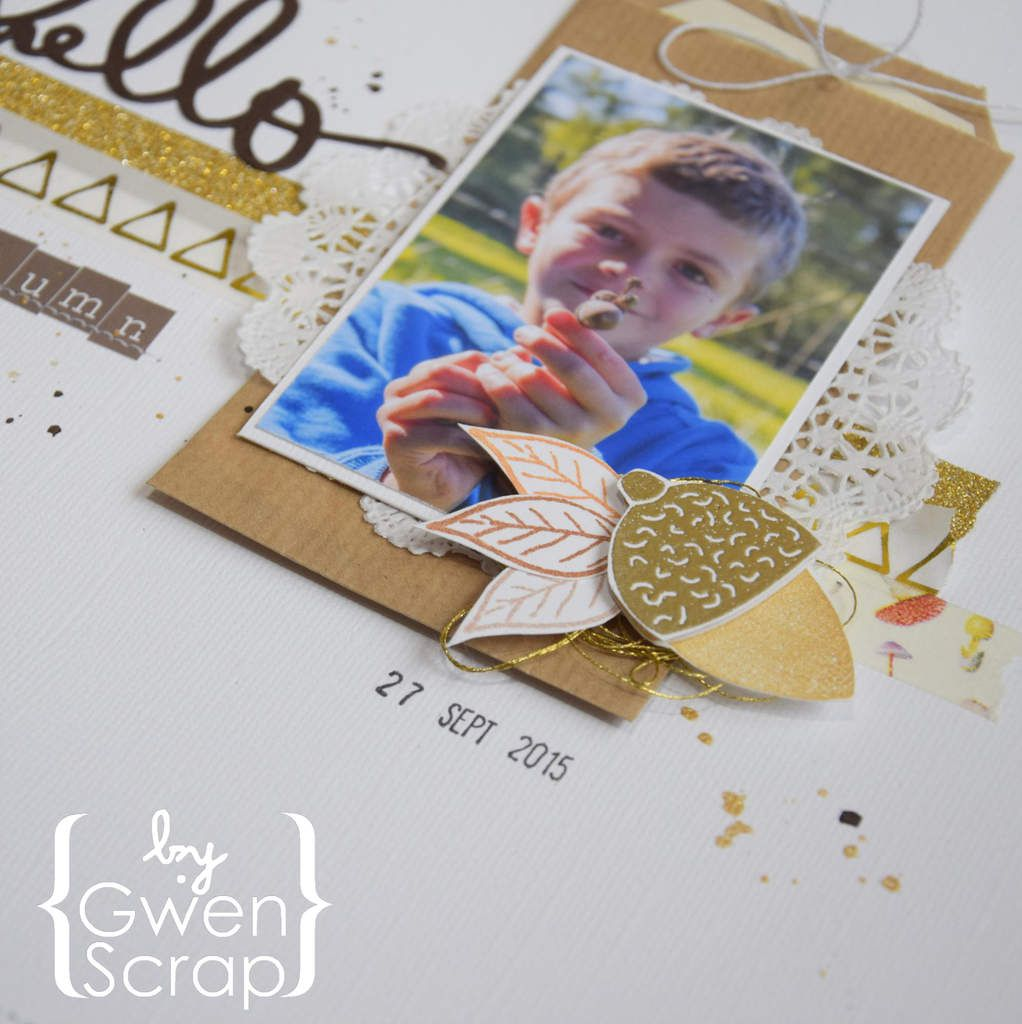 Hello autumn {DT LovelyTape x FlamingoDesignStudio}