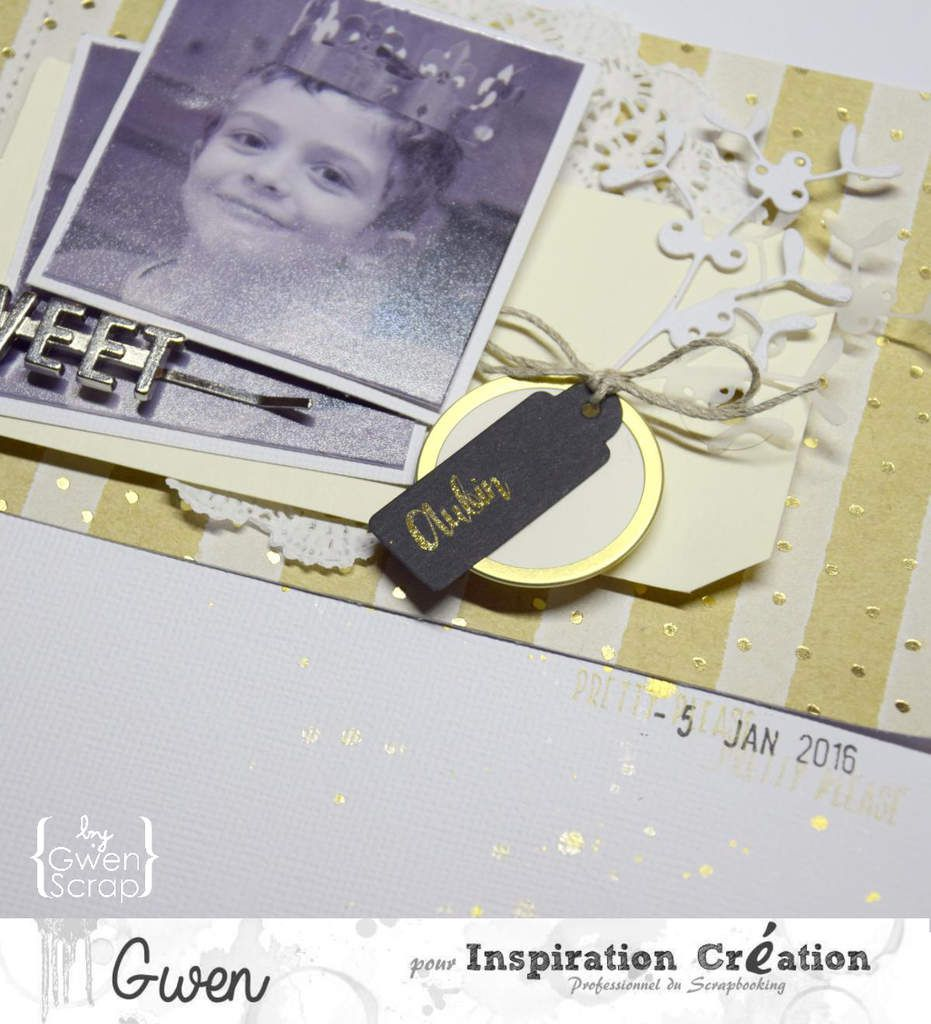 Sweet {DT Inspiration Création}