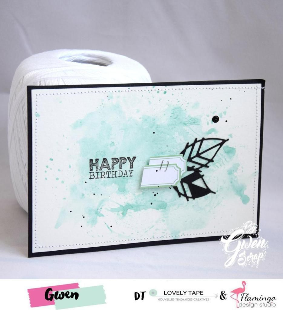 Encore des cartes {DT LovelyTape x FlamingoDesignStudio}
