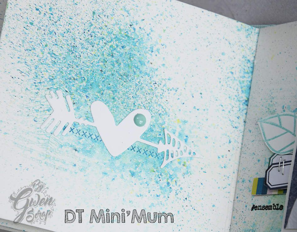 Mini album &quot&#x3B;Vice-Versa&quot&#x3B; {DT Mini'mum}