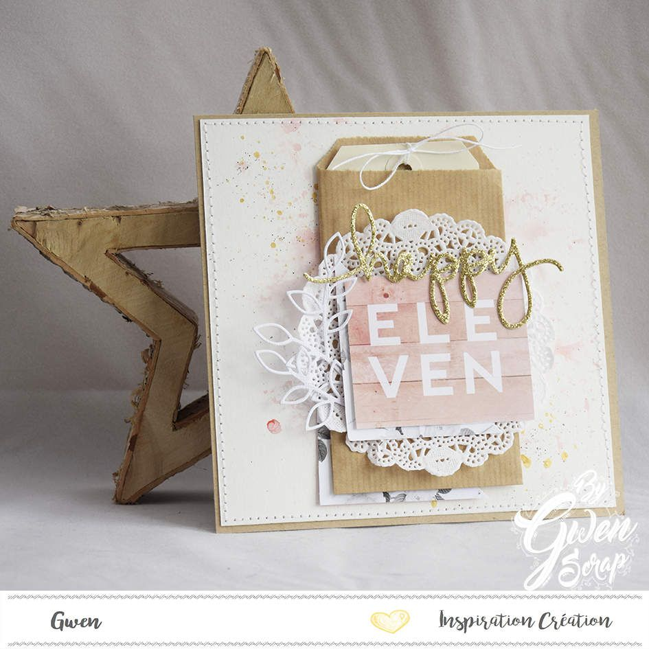 Carte Happy 11 {DT Inspiration Création}