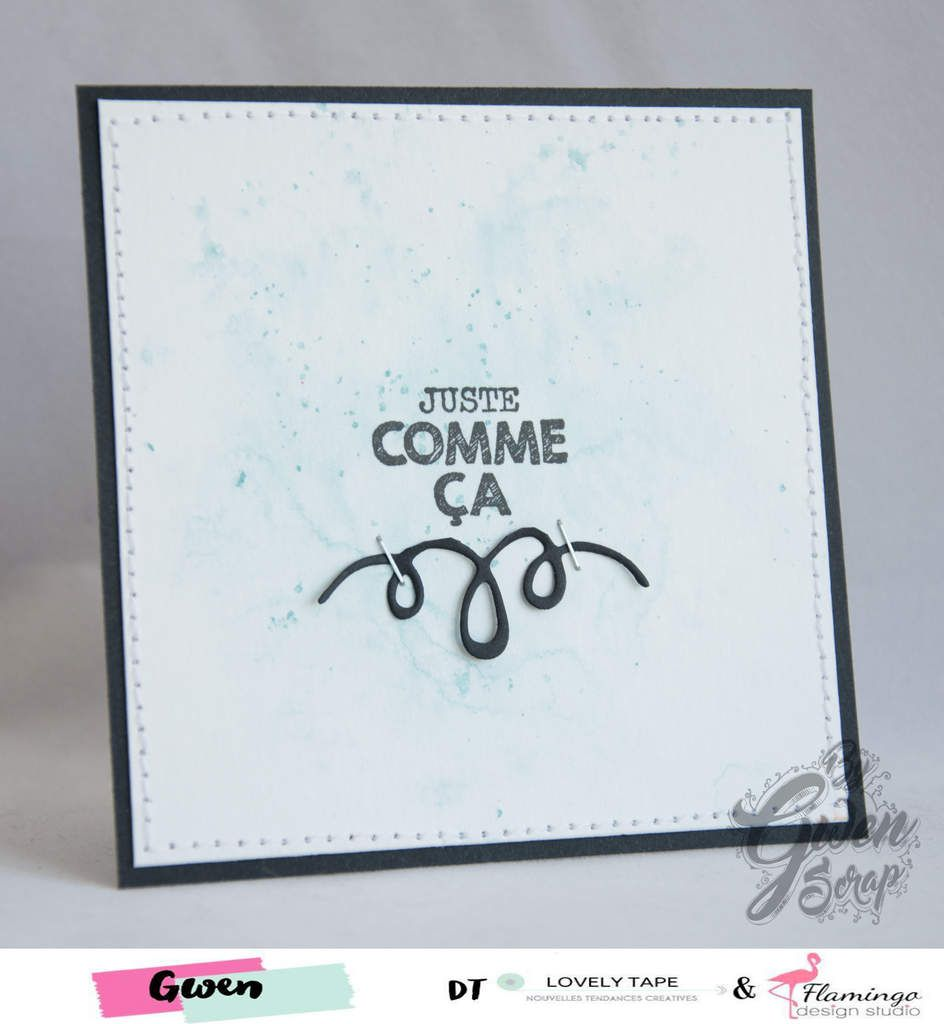 2 cartes pour Flamingo Design Studio
