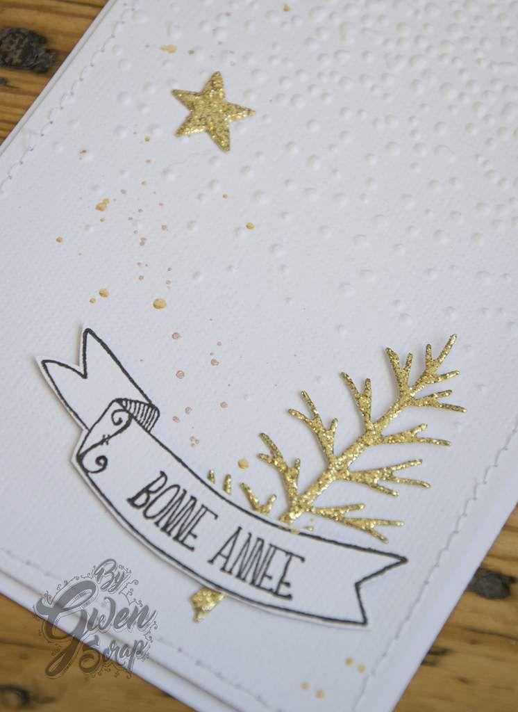 Cartes &quot&#x3B;Bonne année&quot&#x3B; {DT DIY &amp&#x3B; Cie}