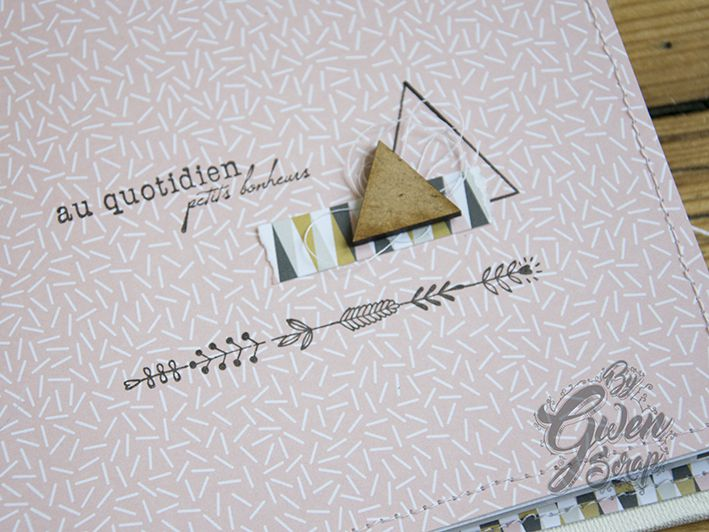 Love - Mini-album / Atelier / Kit {Les Ateliers Simplement Scrap}