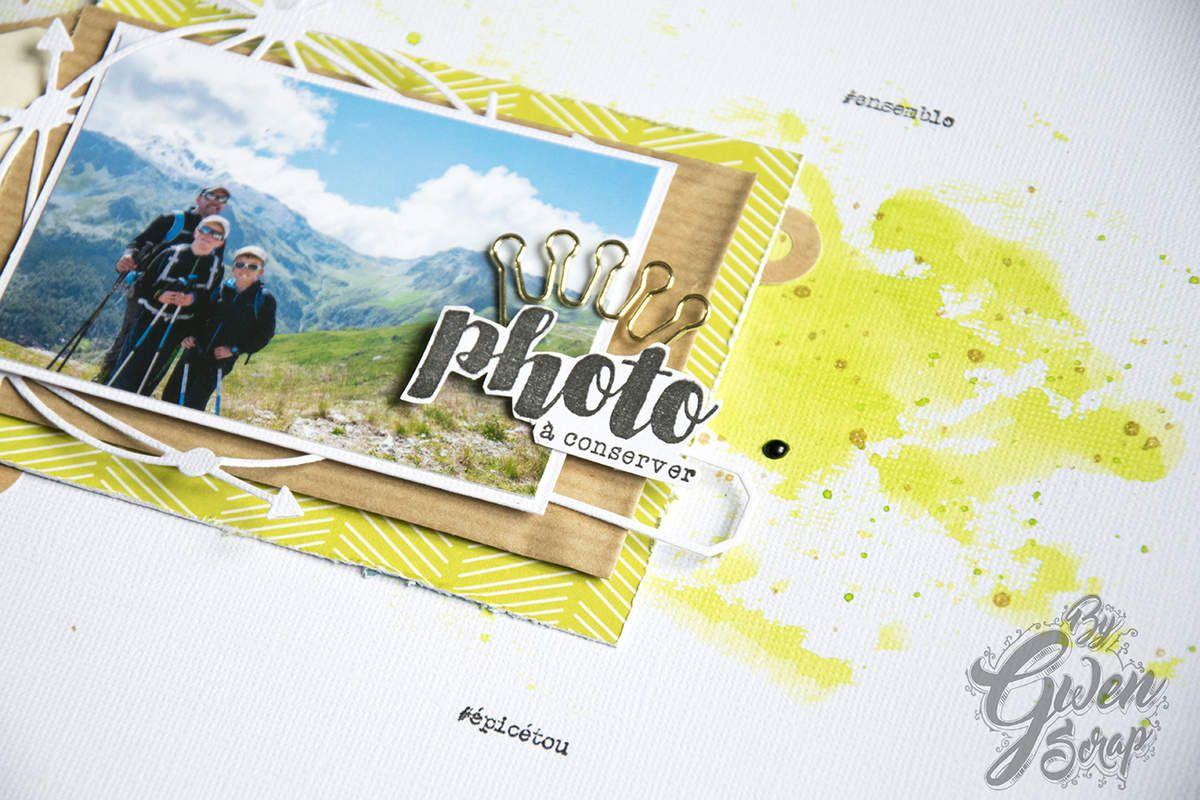 Page - Photo à conserver