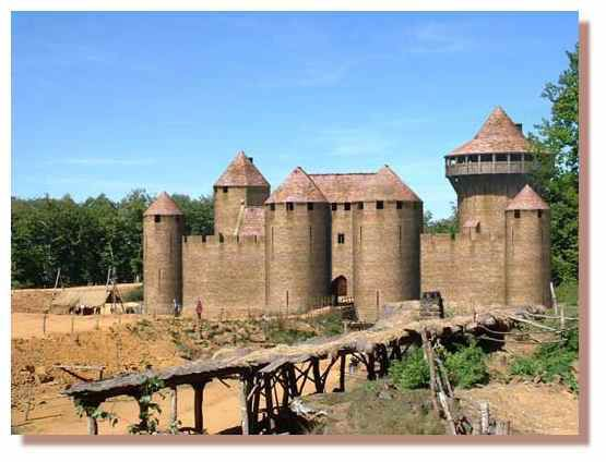 JOURNEE DECOUVERTE : CHANTIER MEDIEVAL
