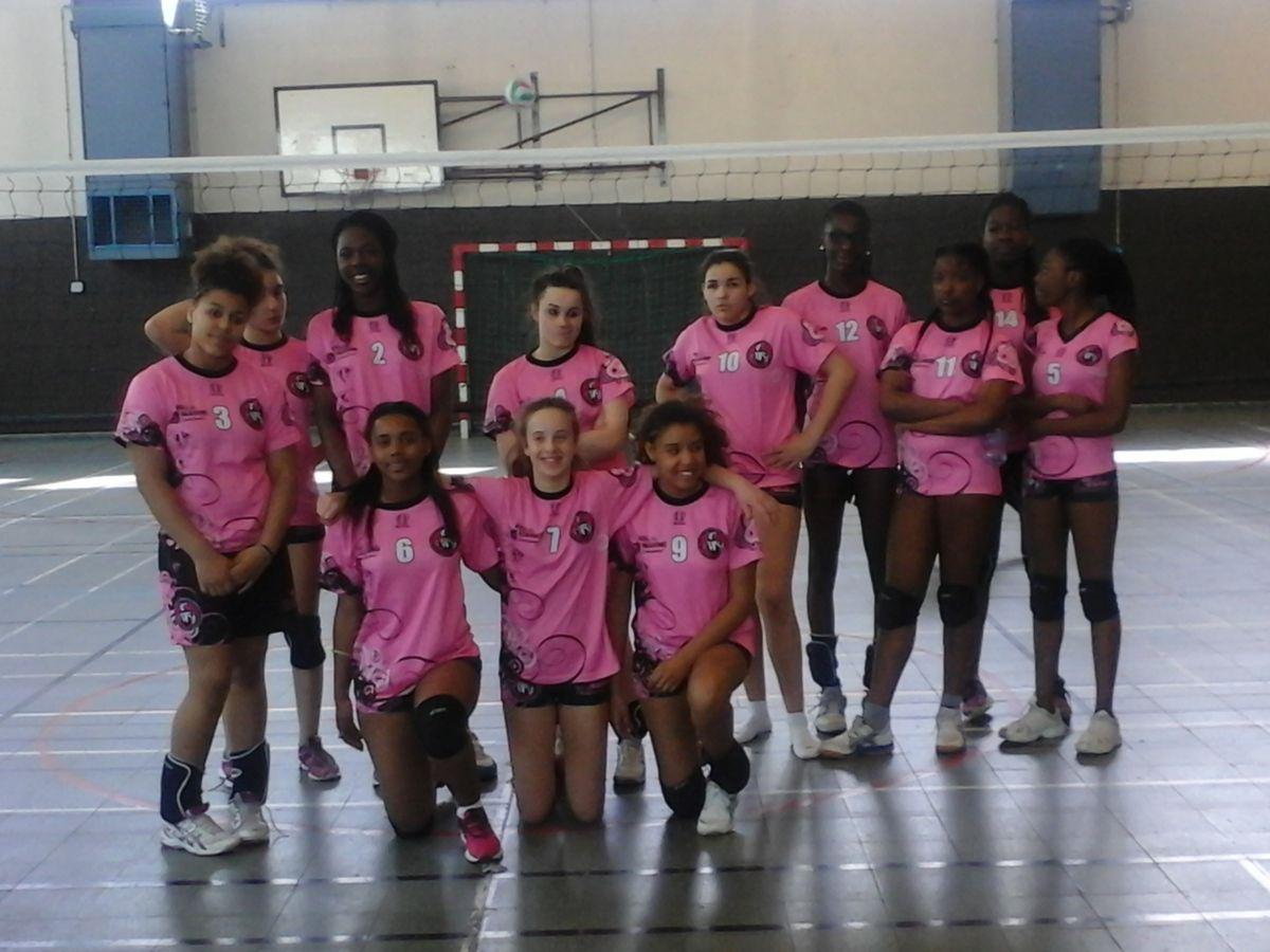 L'équipe 2014/2015