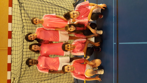 As handball fille