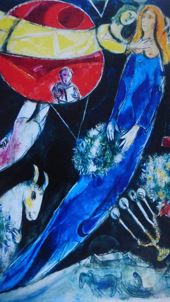 """""""Chagall et la musique"""" (1)"""