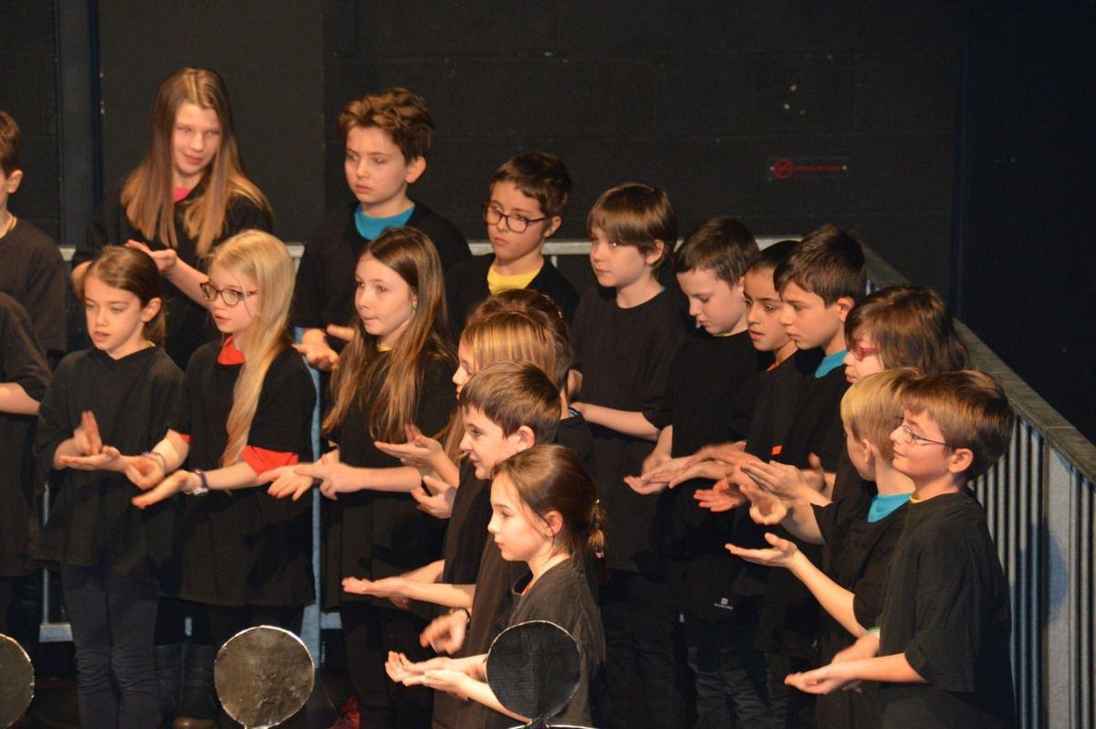 Madassa: spectacle musical des CM1