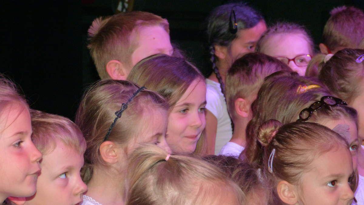 Rencontres chantantes 2017: les CP