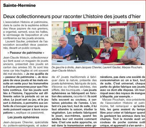 Ouest France 05 10 2015