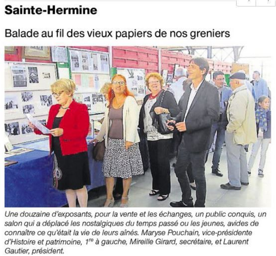 Ouest France 04 10 2016