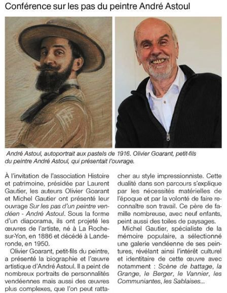 Ouest France 05 05 2017
