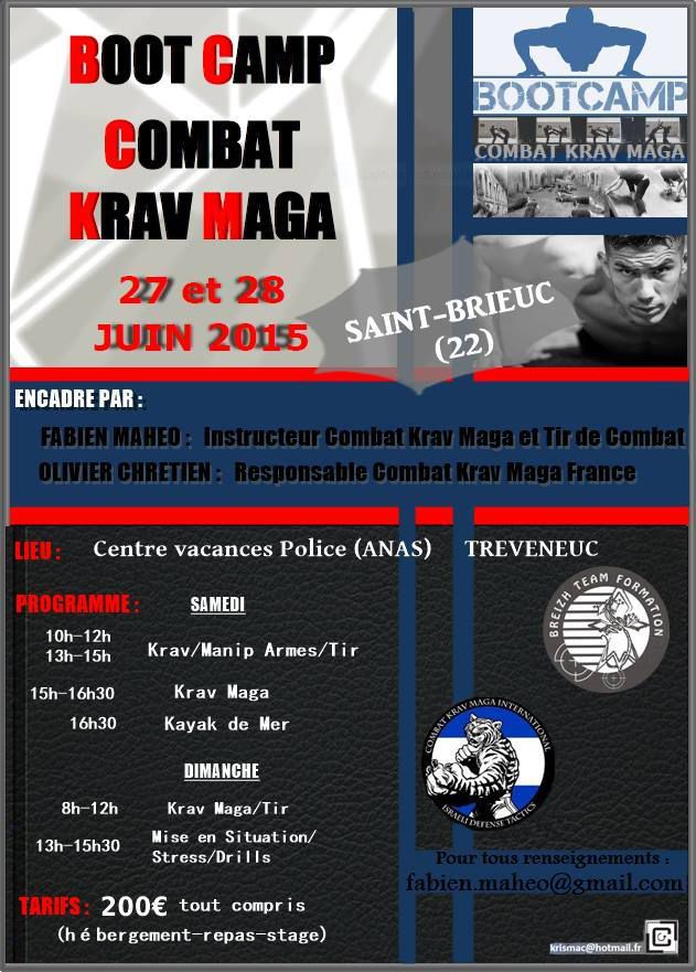 """Boot Camp"" Combat Krav Maga..."