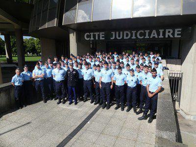 Défenses Tactiques / gendarmerie nationale.