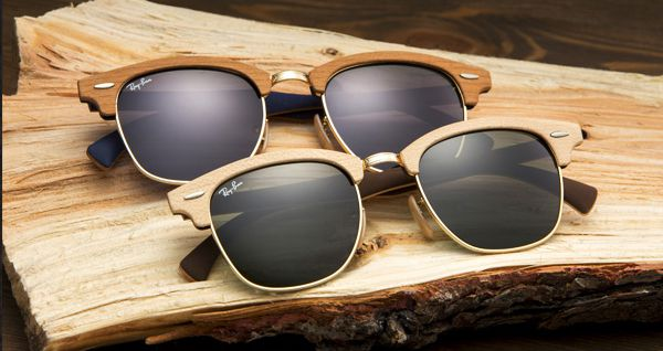 Ray Ban Clubmaster Bois