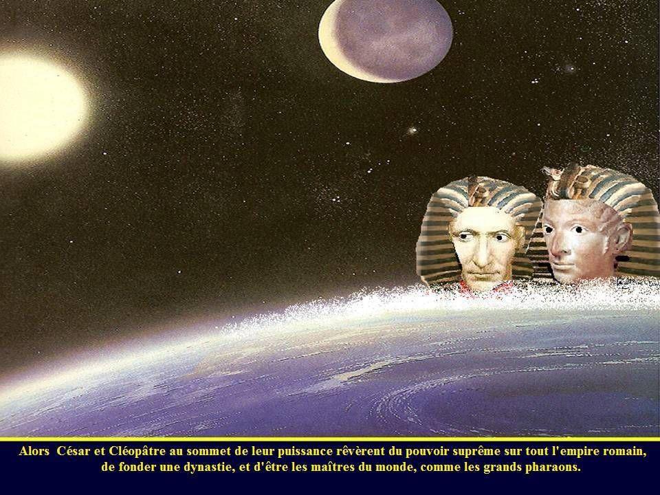 César et Pompée frères ennemis