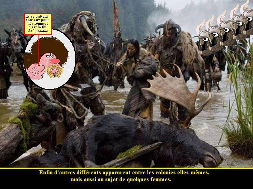 La conquête du Grand Nord
