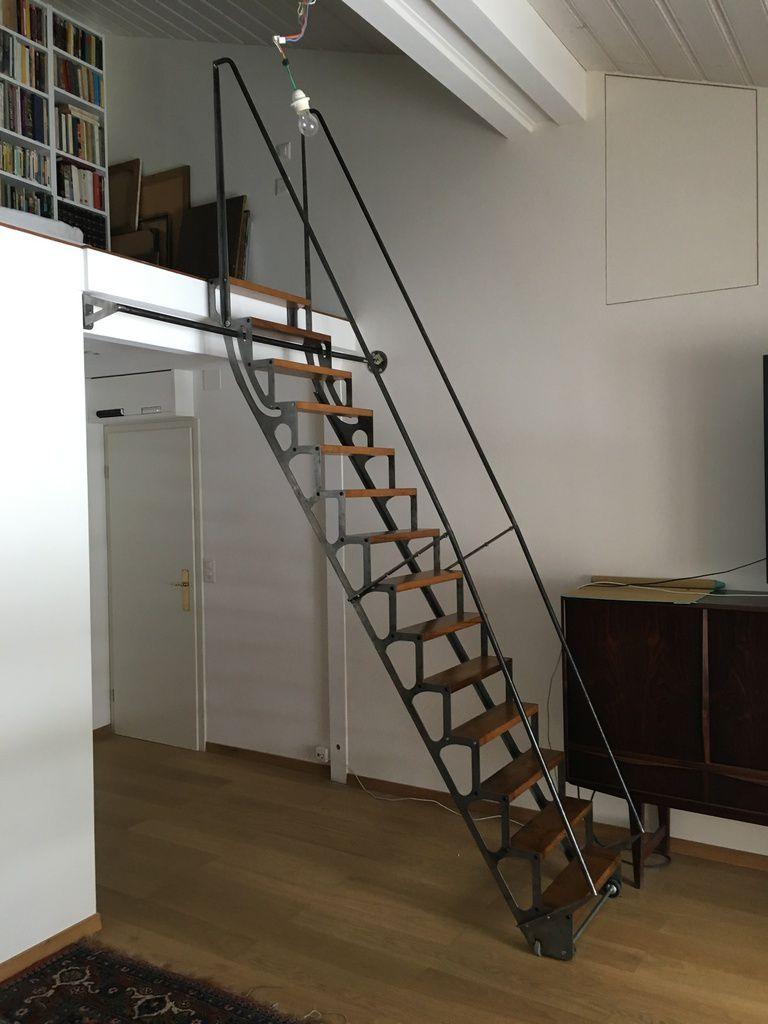escalier mobile v3