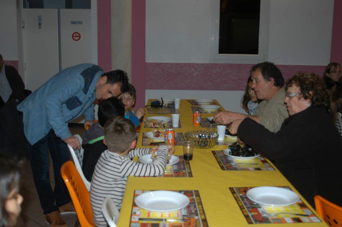 soirée Moules-Frites du 14/03/2015