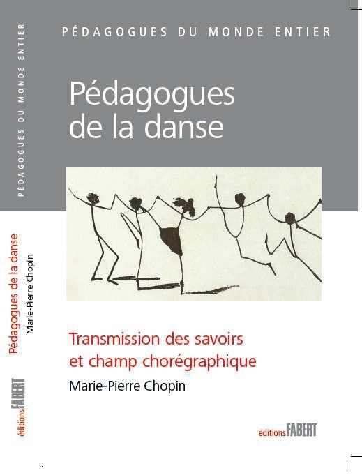 Report de la sortie du livre Pédagogues de la danse
