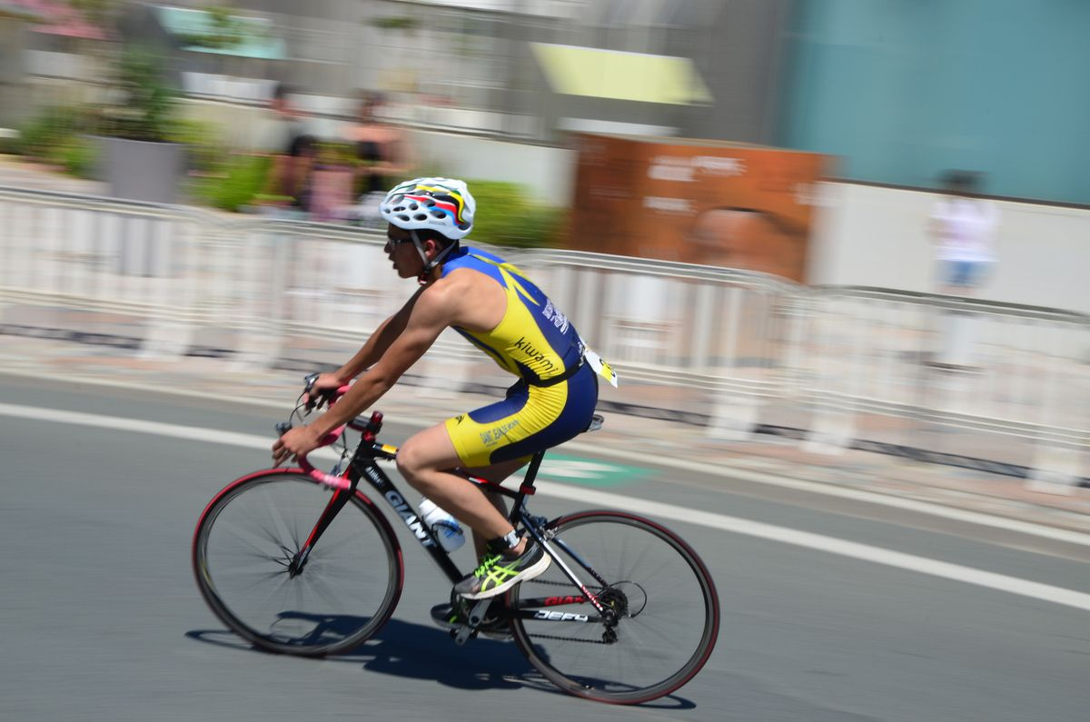 Triathlon st jean de monts