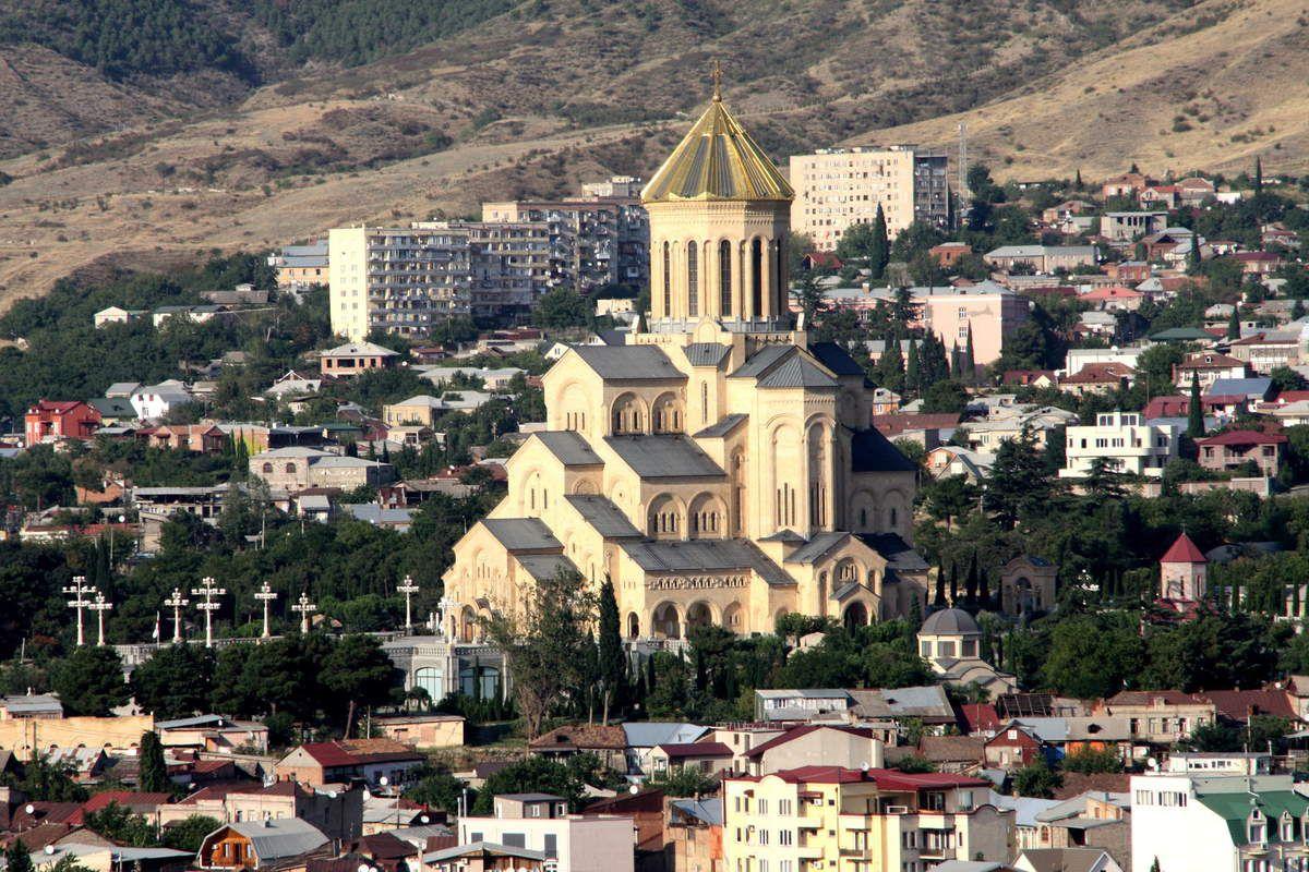 53 - GT - TABRIZ ( IRAN ) - ARMENIE - TBILISSI ( GEORGIE)
