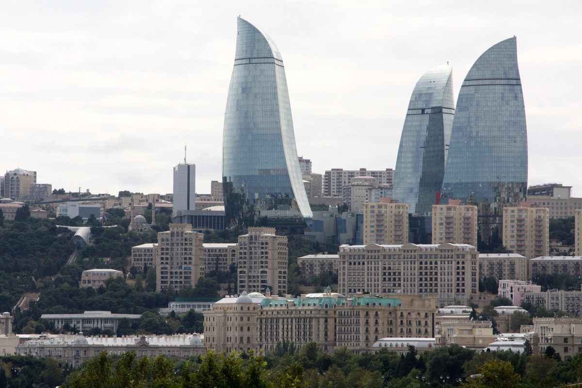 ALBUM -  AZERBAIDJAN 2016 : BAKOU avec un peu de SHEKI au milieu