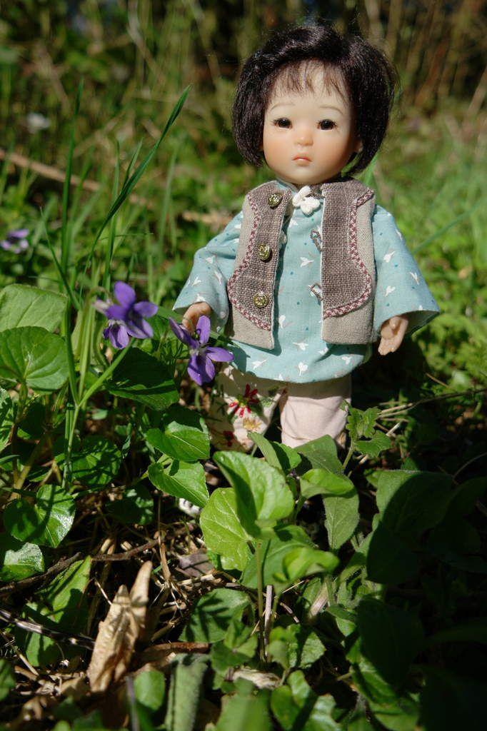 Le printemps est arrivé dans le Jura....