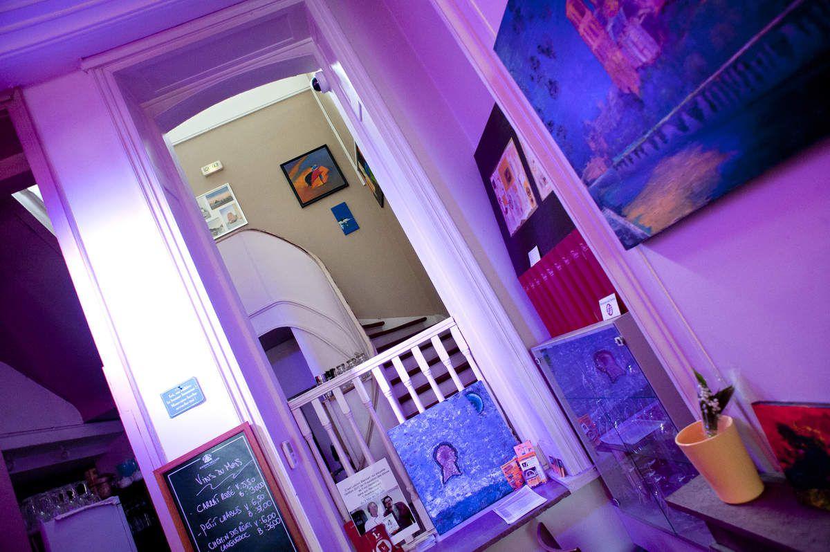 Chez Ludo, L'avant scène place Philippe Lebon Lille