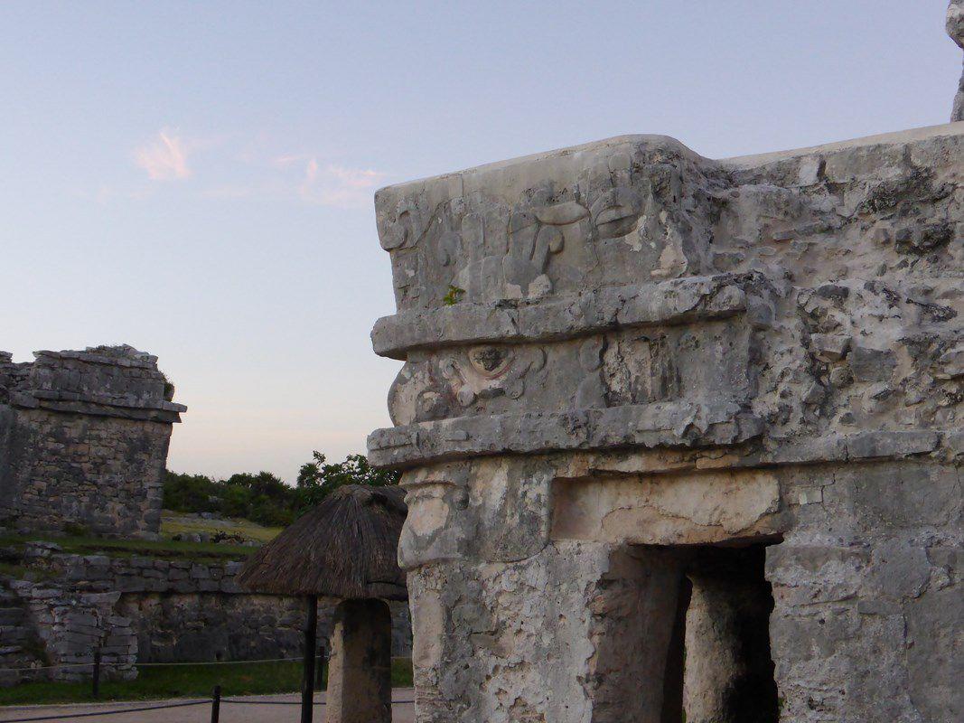 Notre première cité maya ...