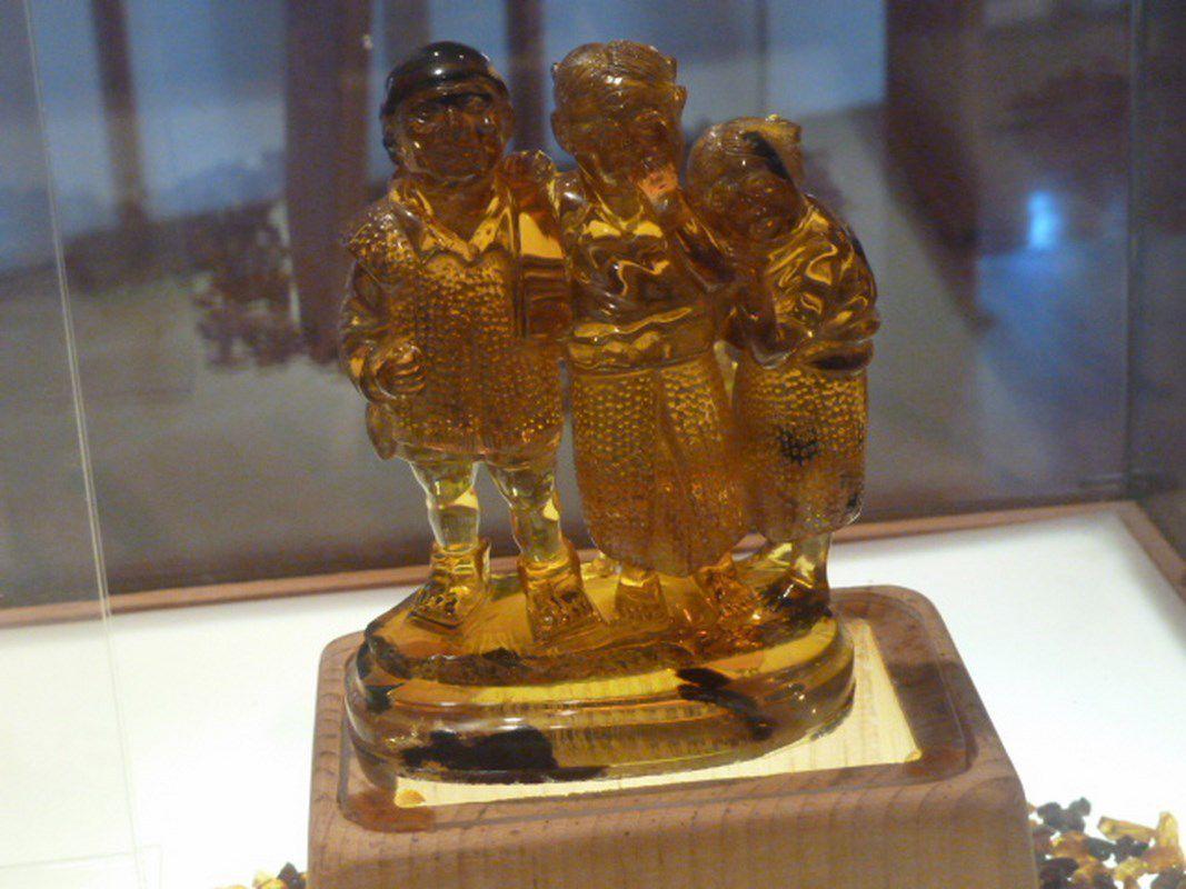Le musée de l'ambre