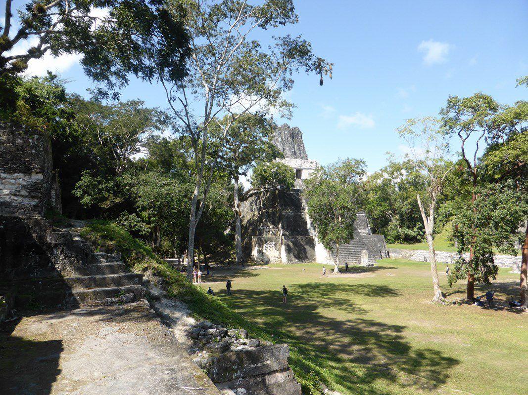 J31 – Mercredi 27 janvier 2016 – Tikal via El Remate