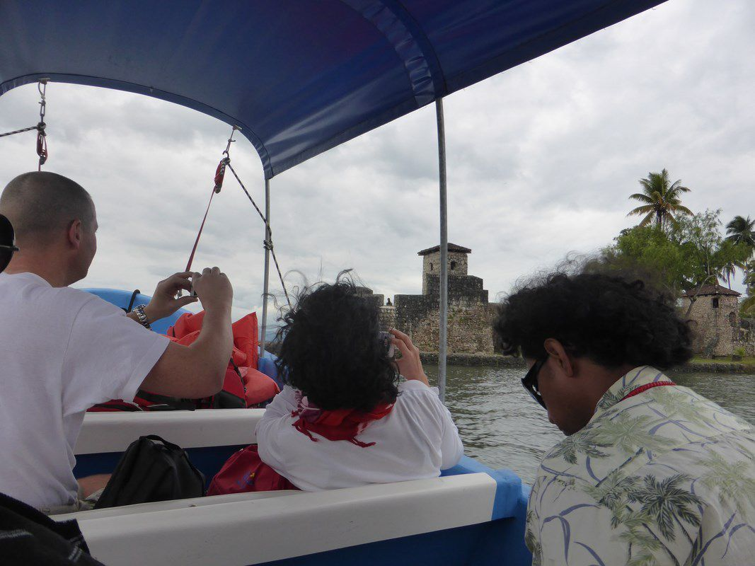 J32 – Jeudi 28 janvier 2016 – Livingstone, chez les Garifunas, via Rio Dulce, chez Rita ...