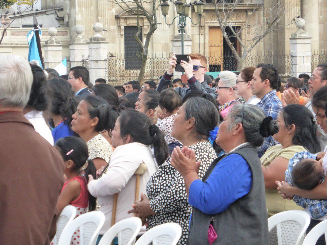 J34 - Samedi 30 janvier 2016 - Guatemala City