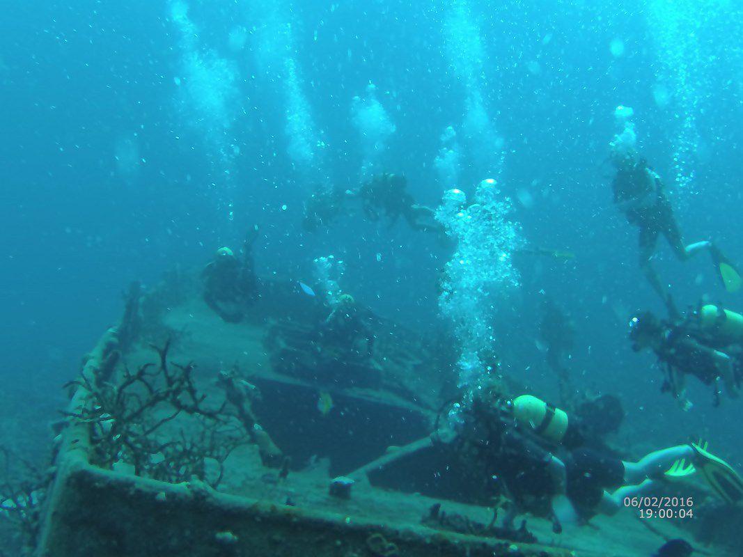 La plongée à Cuba, c'est fait !