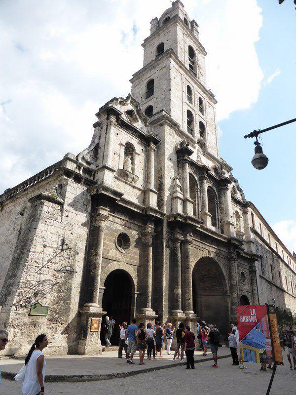 Balade dans Havana Vieja