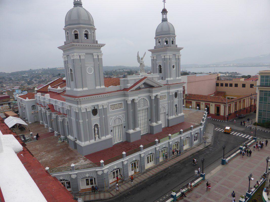A Santiago de Cuba
